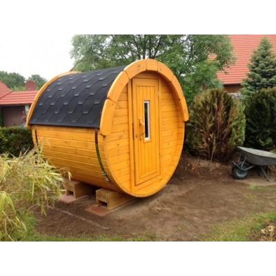 Sauna Barril 1.7