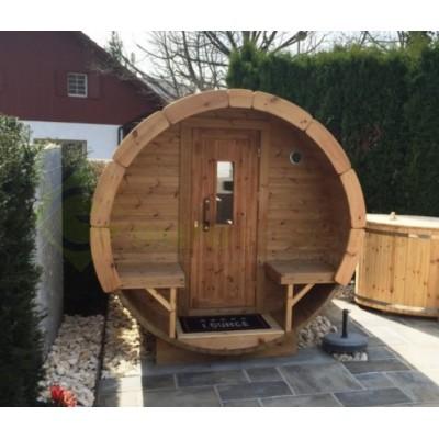Sauna Barril 3.0