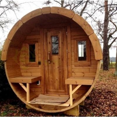 Sauna Barril 3.0 Plus