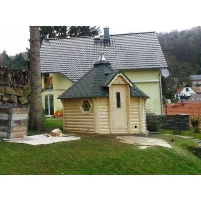 Sauna Cabin 9.2